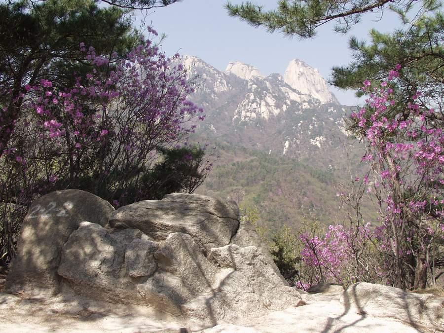 북한산국립공원구경하기!