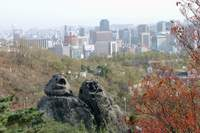 서울시 인왕산 이야기